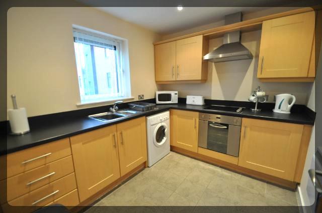 2 Bedroom Luxury Apartment in Trinity Wharf, High Street, Hull, HU1 1QE