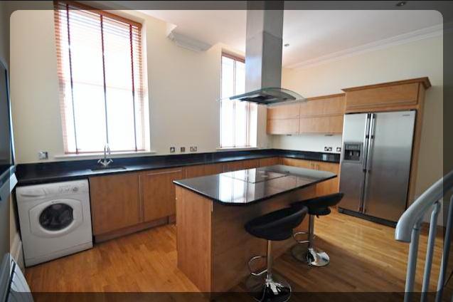 2 Bedroom Luxury Apartment in 61-69 Jameson Street, Hull, HU1 3JF