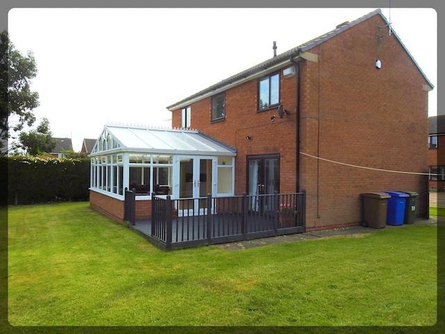 4 Bedroom Detached in Meadow Way, Cottingham, Hull, HU16 5EF
