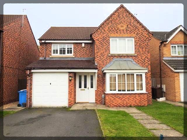 4 Bedroom Detached in Chandlers Court, Victoria Dock, Hull, HU9 1FB