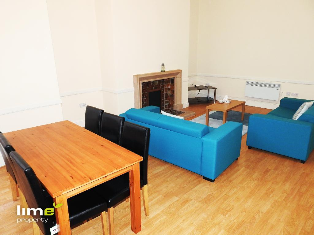 2 Bedroom Apartment in George Street, Hull, HU1 3BN