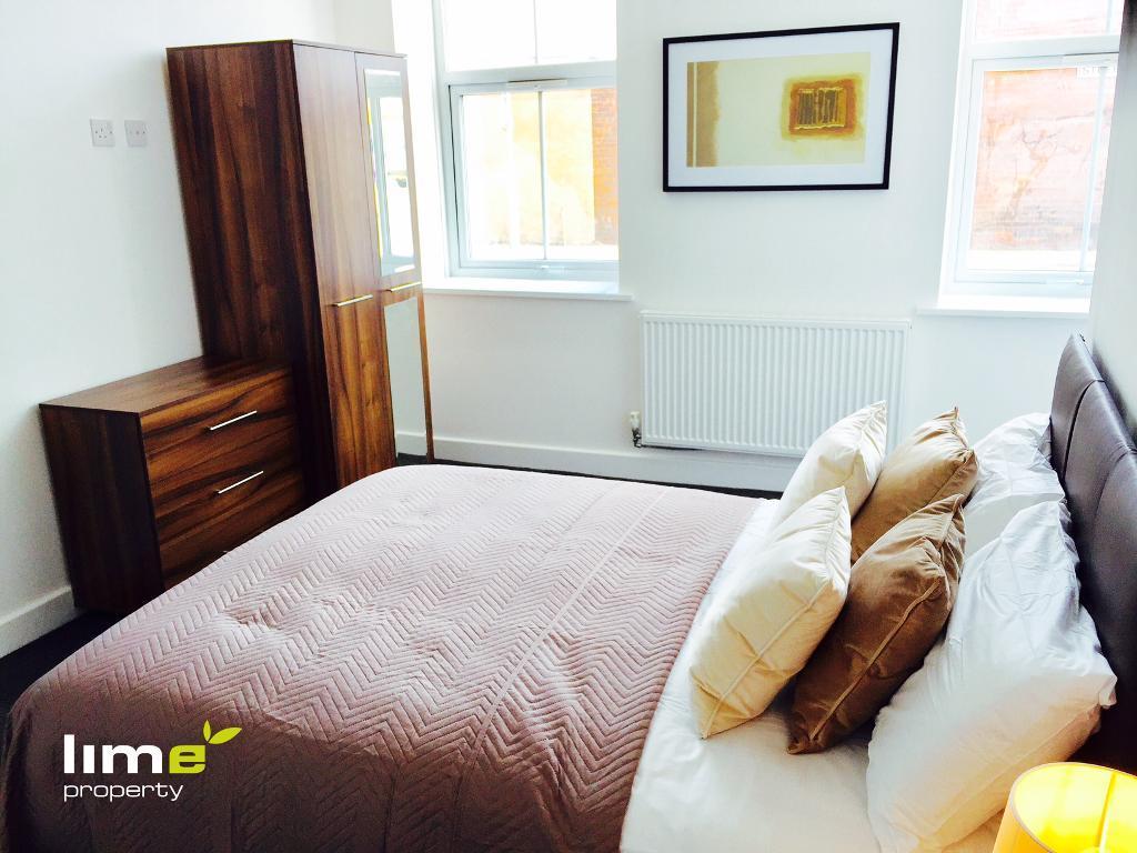 1 Bedroom Room in Hedon Road, Hull, East Yorkshire, HU9 1NU