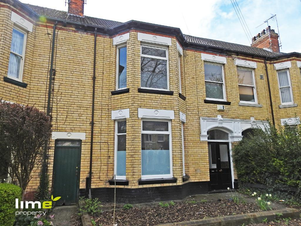 5 Bedroom Terraced in Marlborough Avenue, Princes Avenue, Hull, HU5 3JR