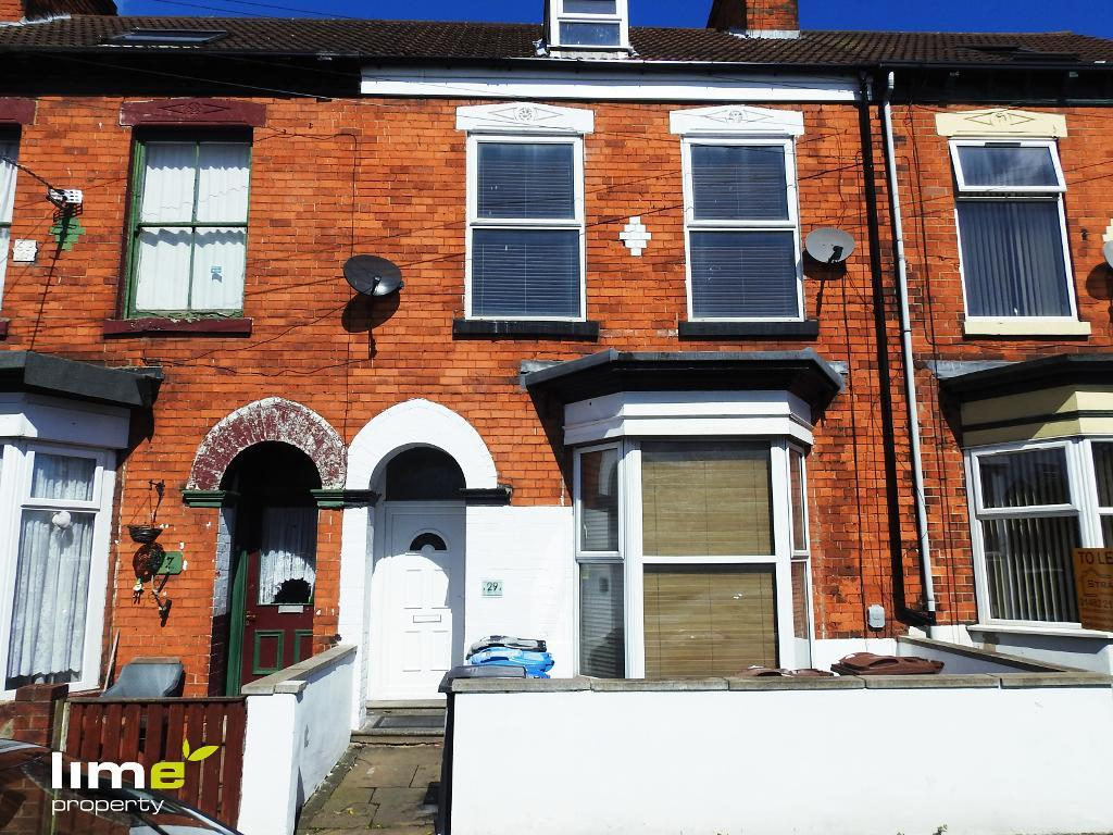 1 Bedroom Room in St Hilda Street, Beverley Road, Hull, East Yorkshire, HU3 1UT