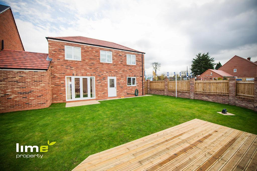 4 Bedroom Detached in Mulberry Avenue, Molescroft, Beverley, HU17 7SS