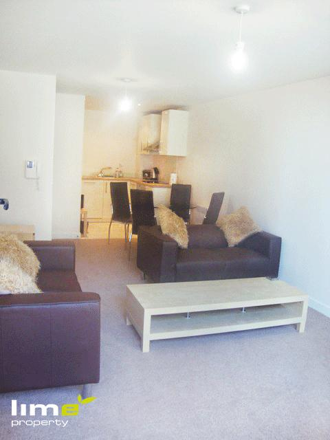1 Bedroom Luxury Apartment in Freedom Quay, Railway Street, Hull Marina, HU1 2BE